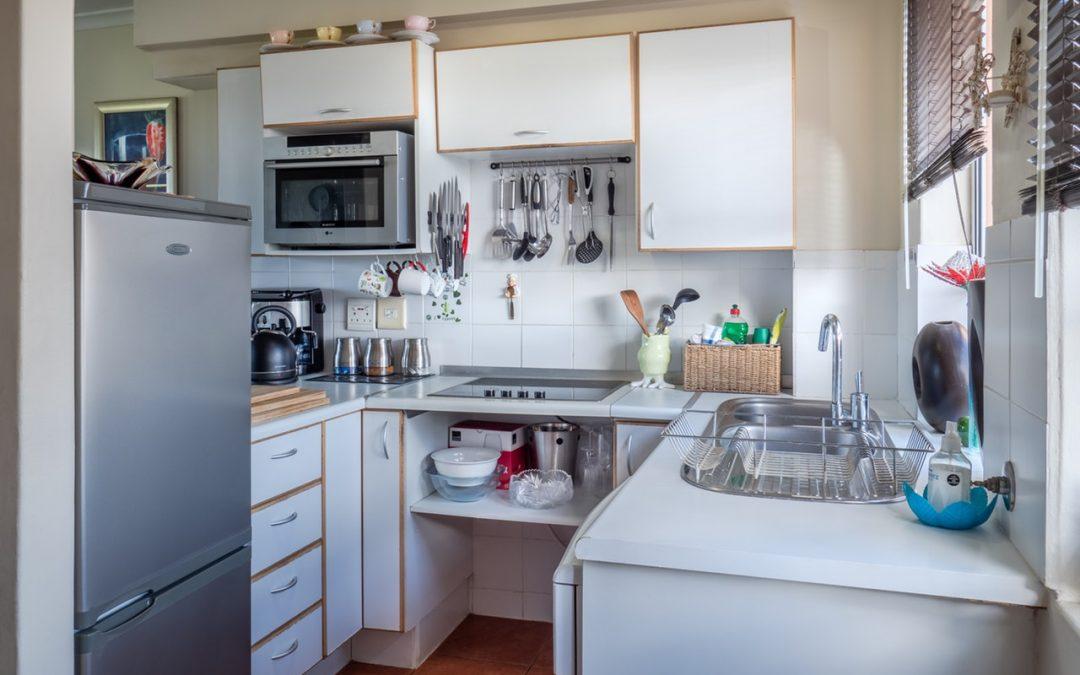 Jaka lodówka do małej kuchni?